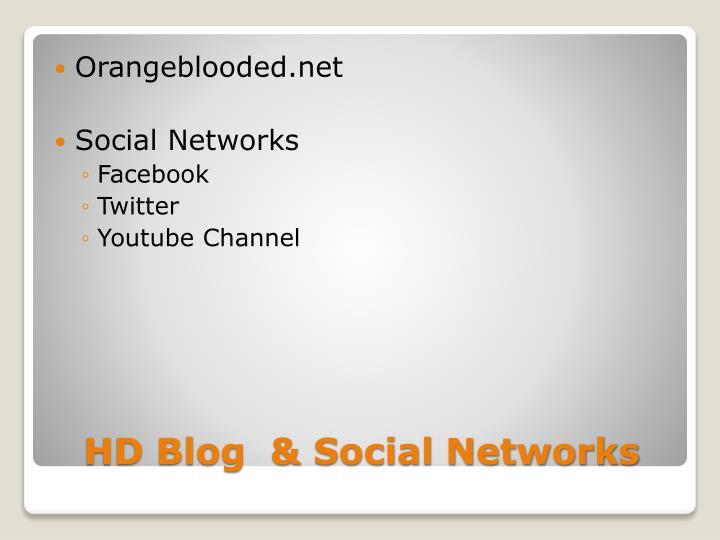Orangeblooded.net