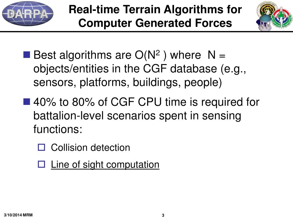 Best algorithms are O(N
