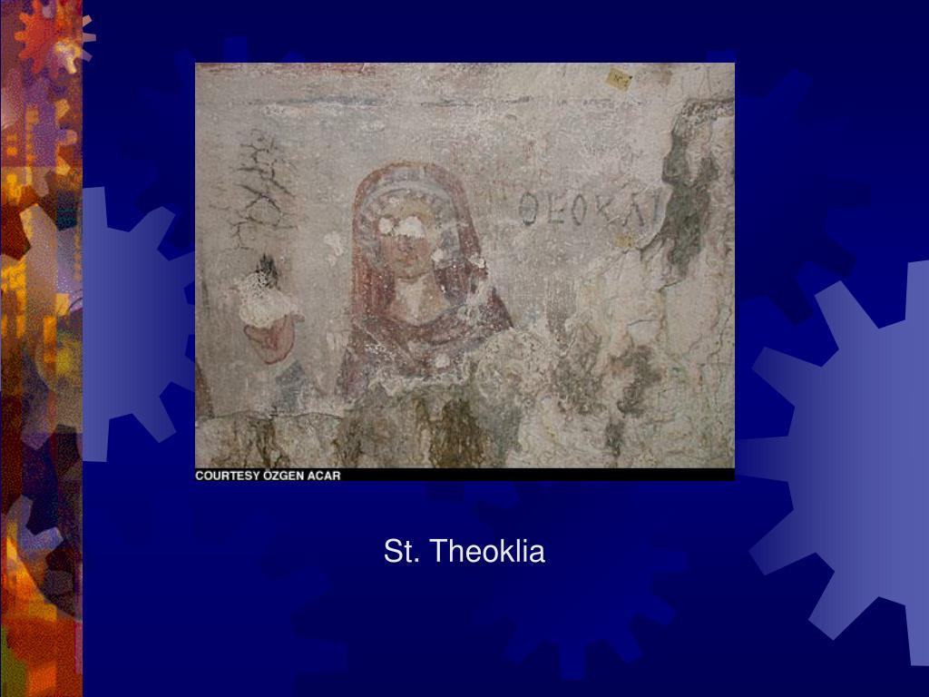 St. Theoklia