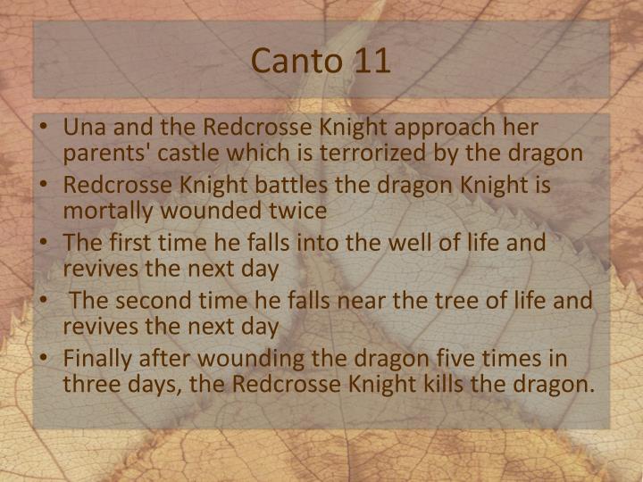 Canto 11