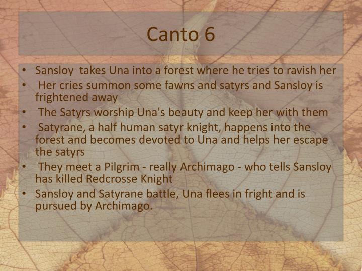 Canto 6
