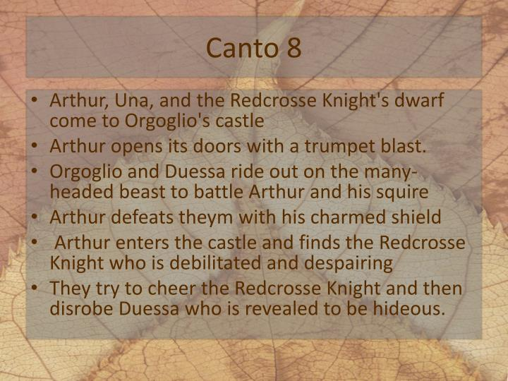 Canto 8
