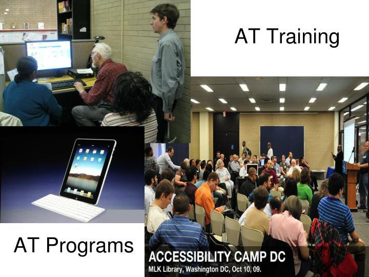 AT Programs