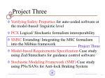 project three