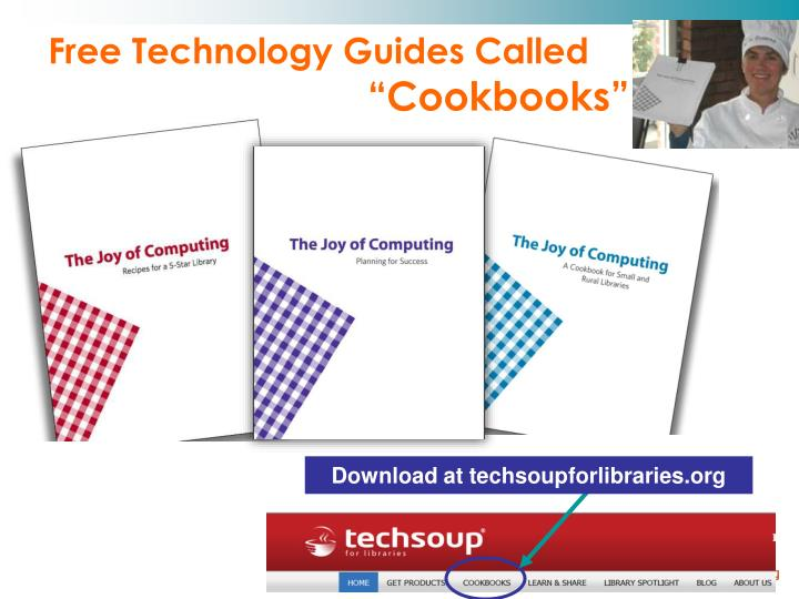 Free Technology Guides Called