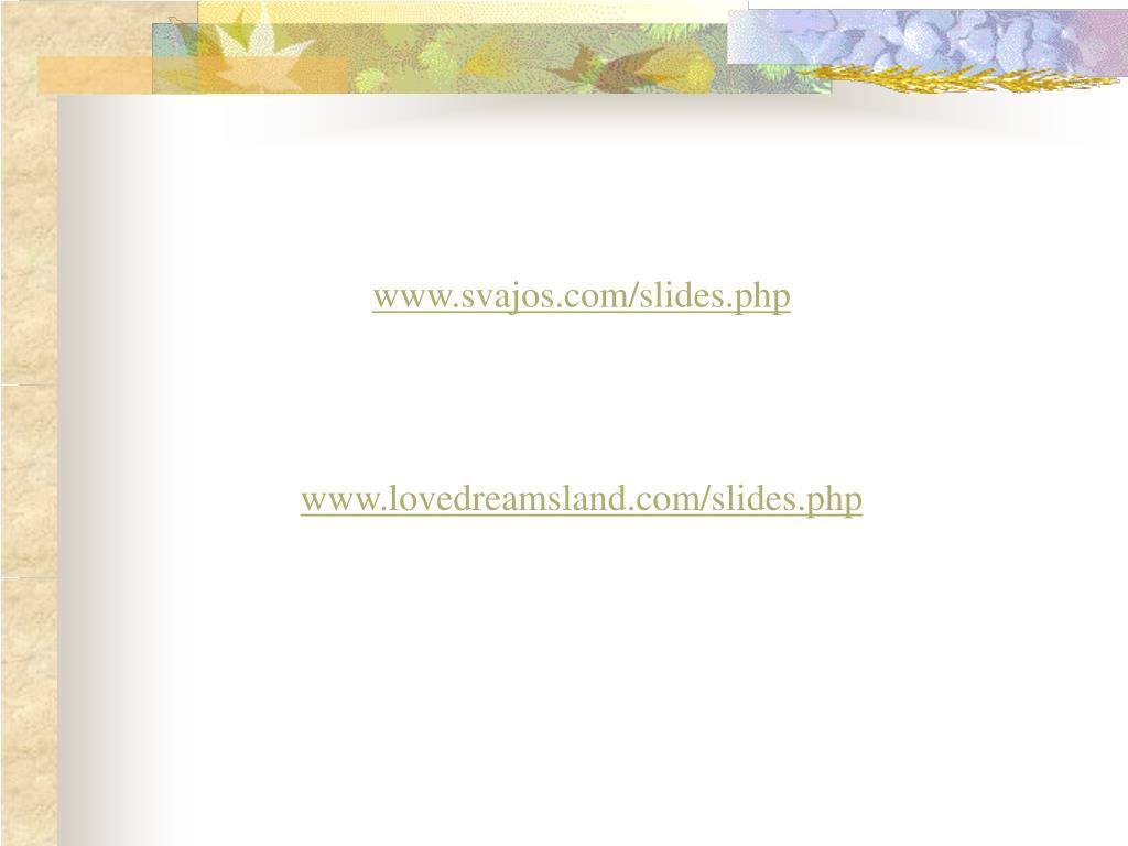 www.svajos.com