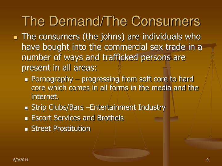 The Demand/The Consumers