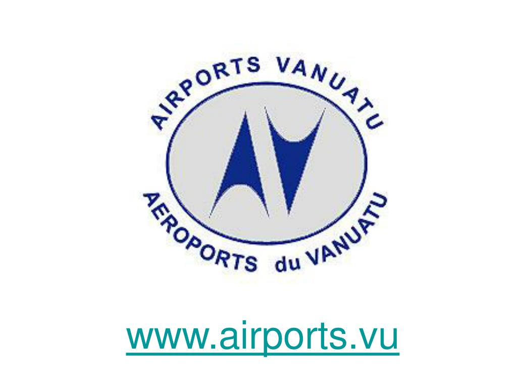 www airports vu