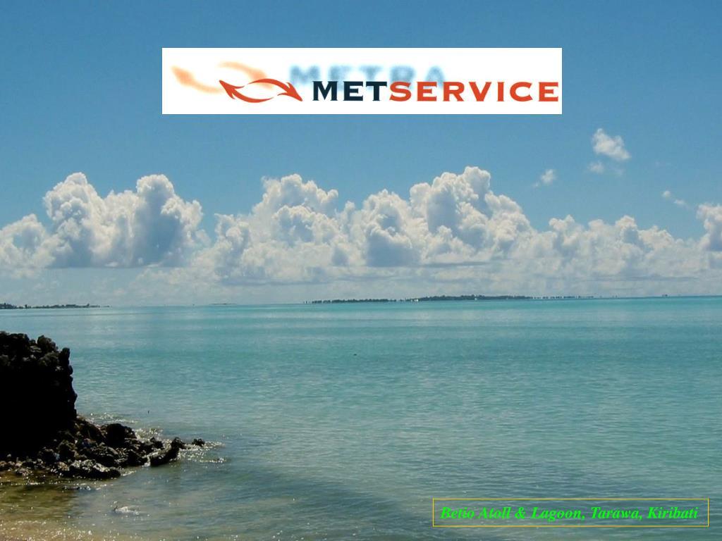 Betio Atoll & Lagoon, Tarawa, Kiribati