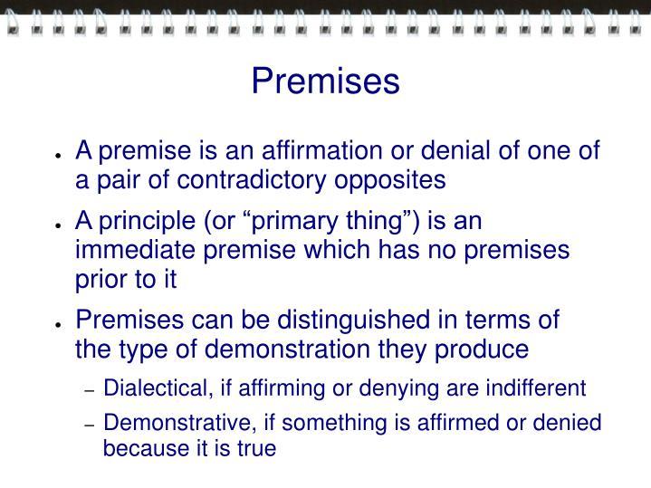 Premises