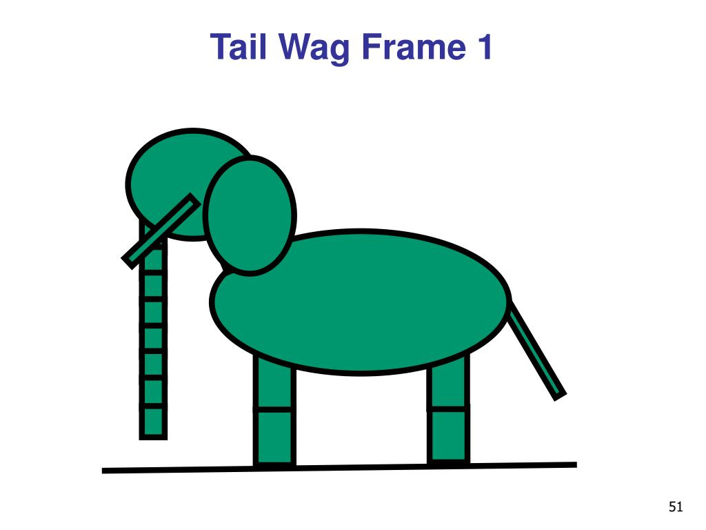 Tail Wag Frame 1