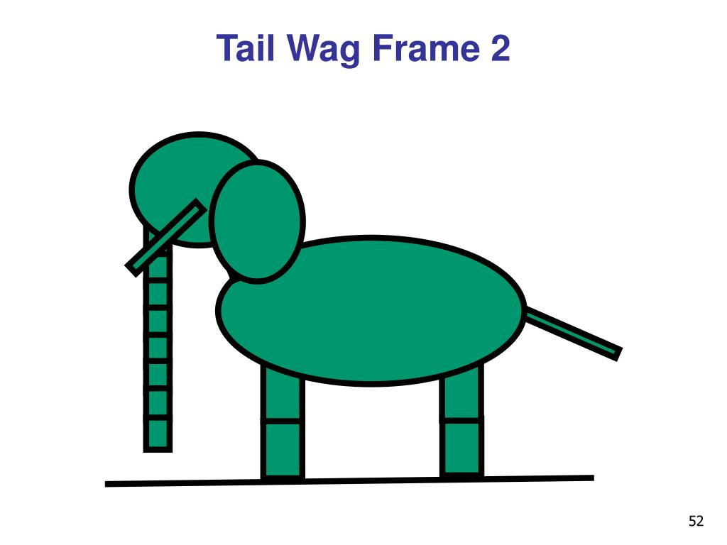 Tail Wag Frame 2