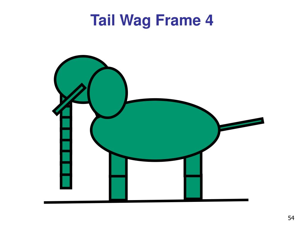 Tail Wag Frame 4