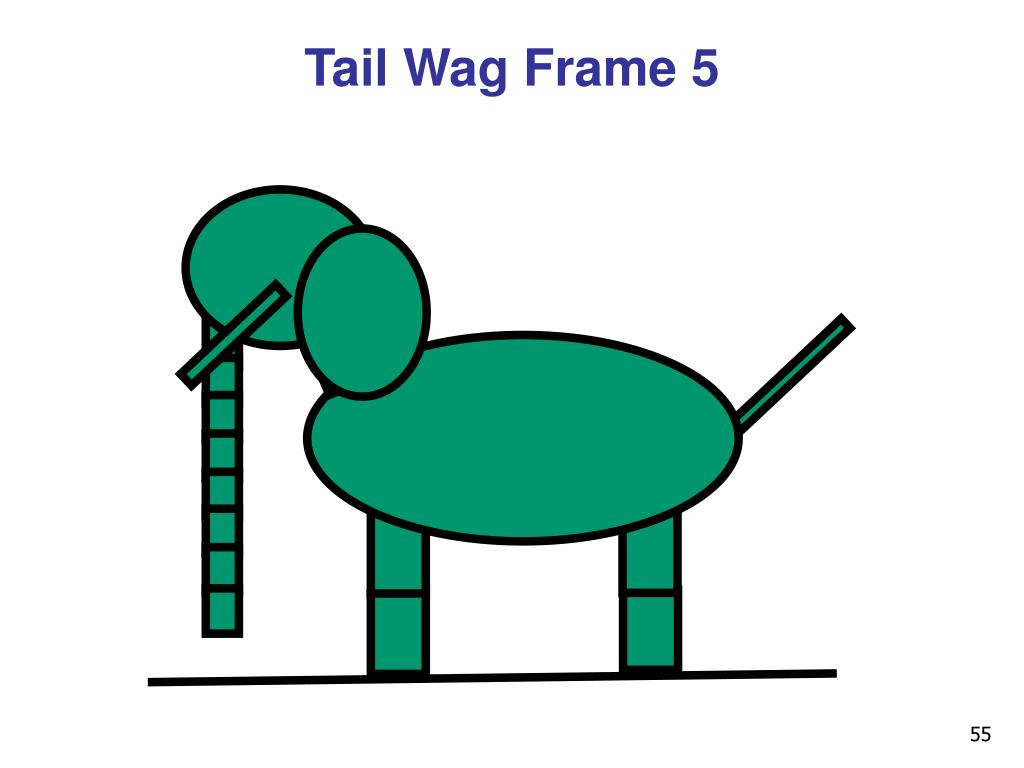 Tail Wag Frame 5