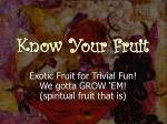 know your fruit18