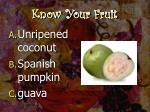 know your fruit6