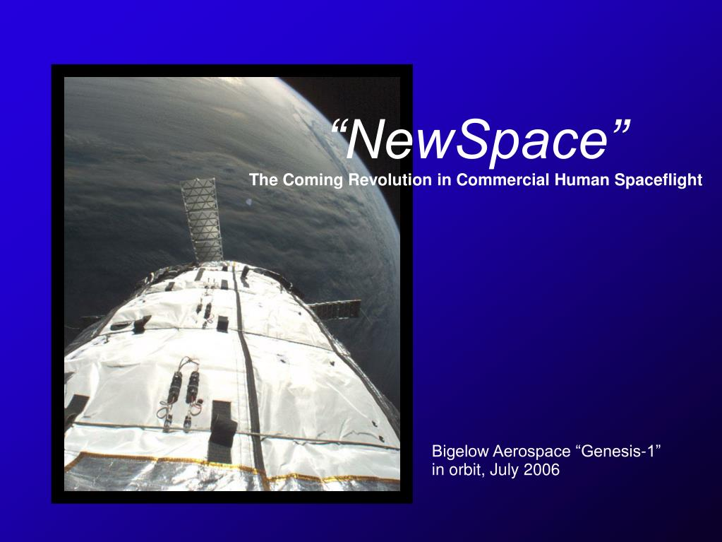 """NewSpace"""
