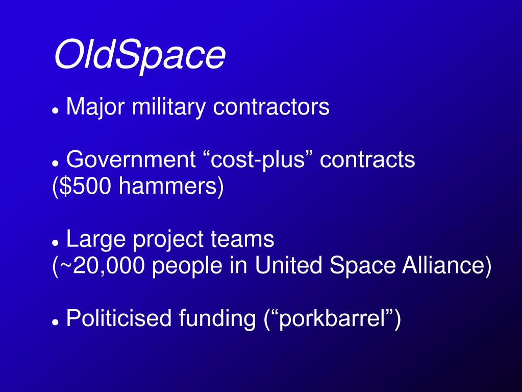OldSpace