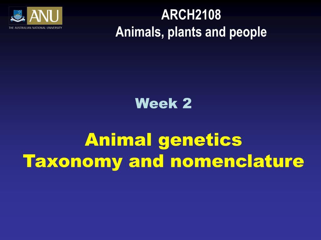 ARCH2108