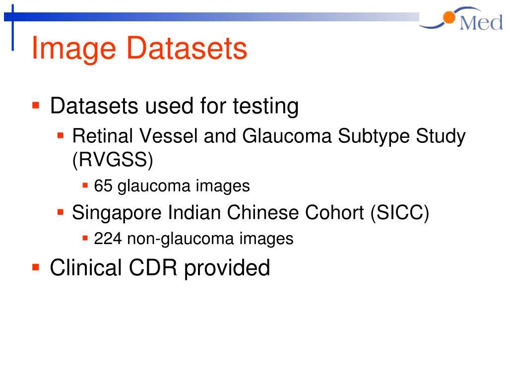 Image Datasets