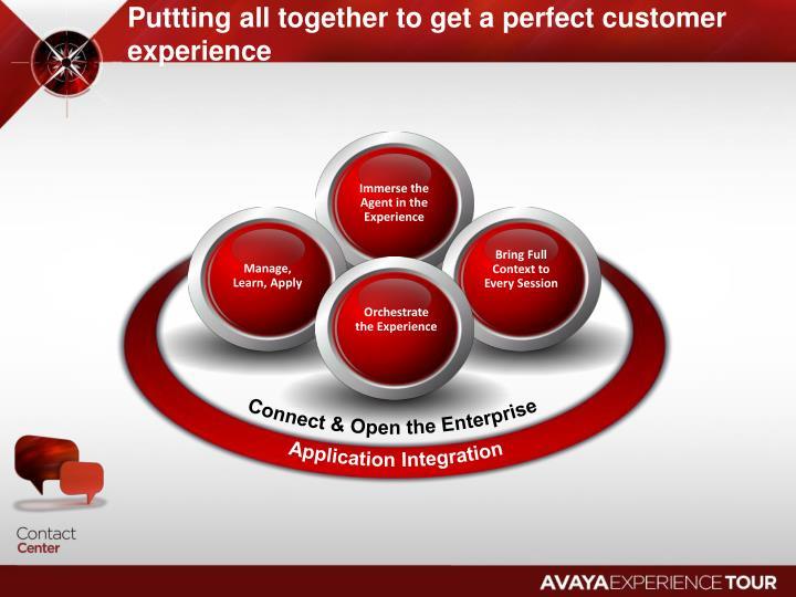 Connect & Open the Enterprise