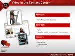 video in the contact center
