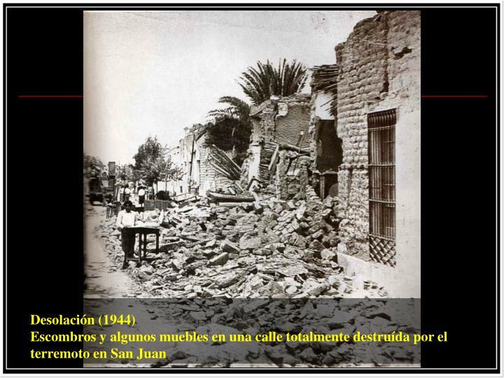 Desolación (1944)