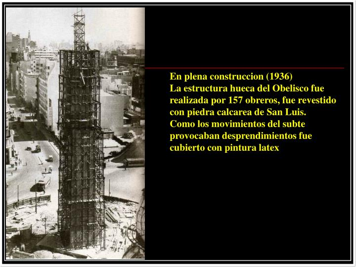 En plena construccion (1936)