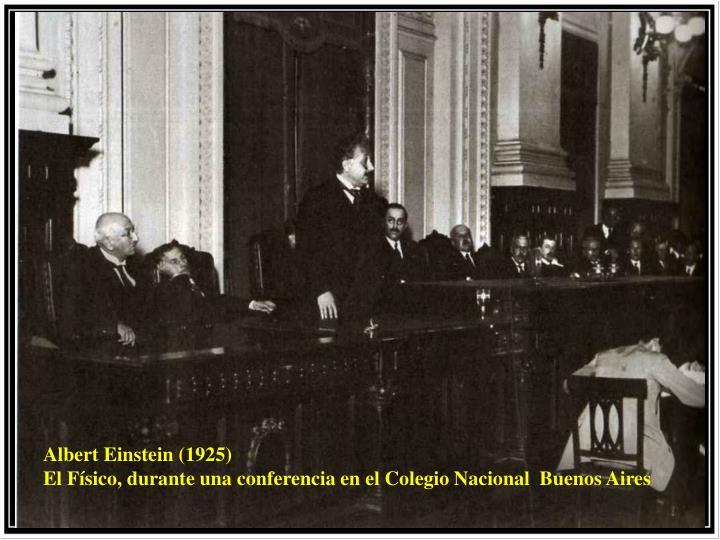 Albert Einstein (1925)