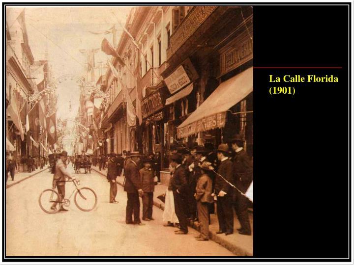 La Calle Florida (1901)