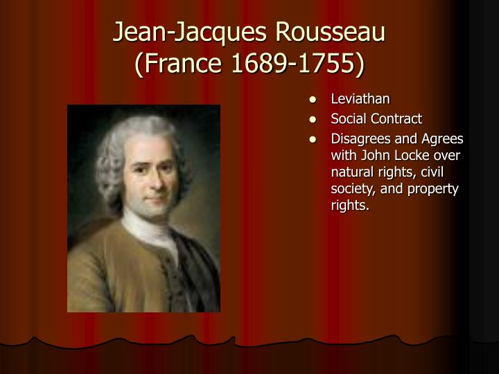 termpaper on rousseau jean jacques This usually comes with answers that are applicable, in addition to a 123essay manifestation of the time body.