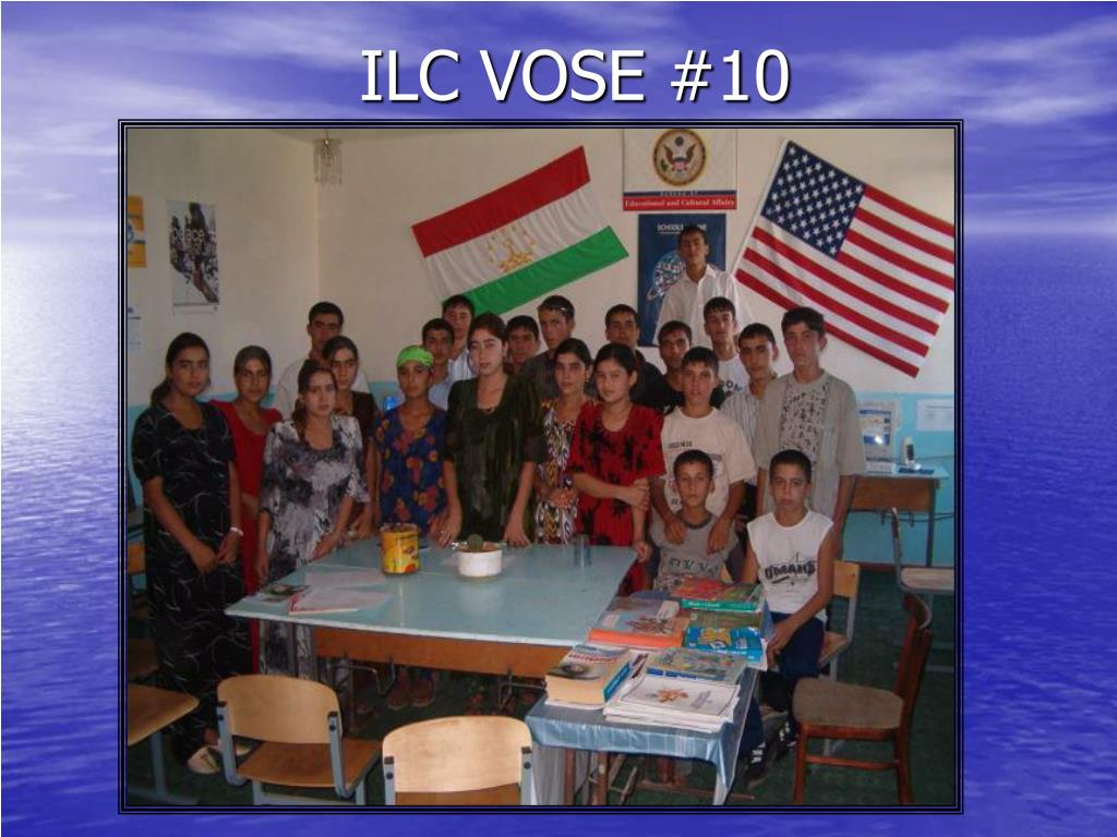 ILC VOSE #10