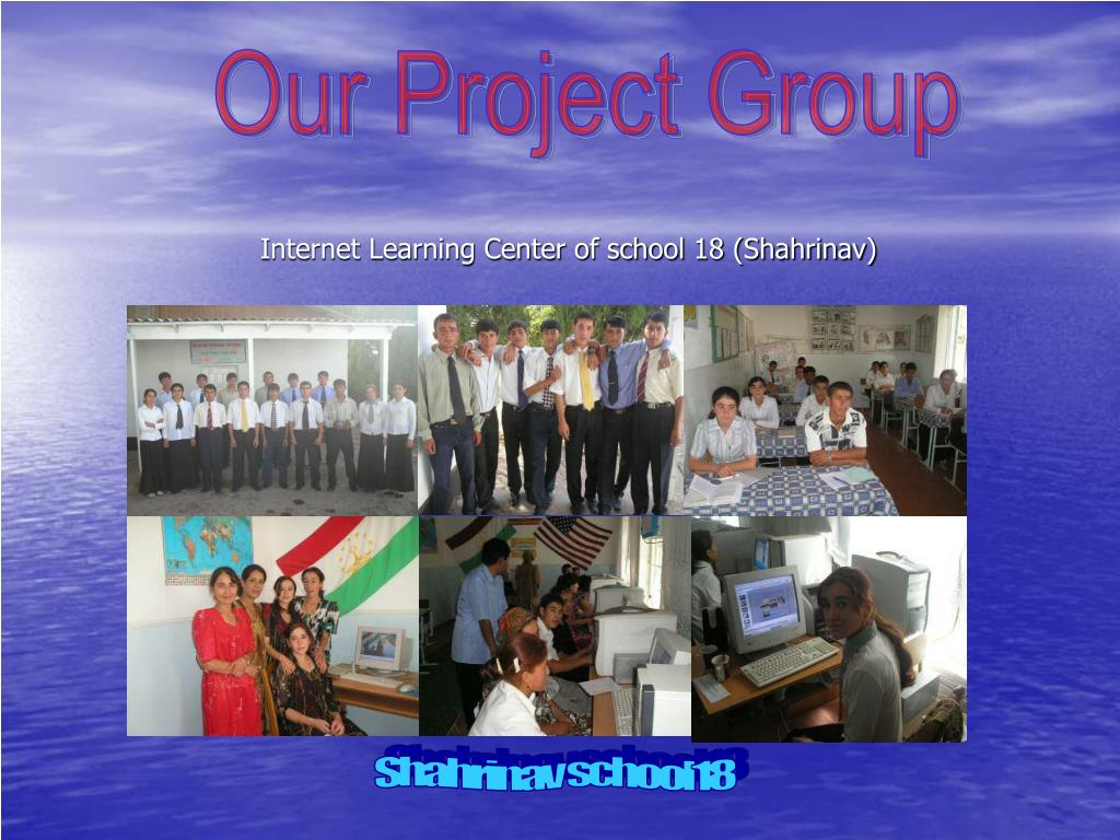 Our Project Group