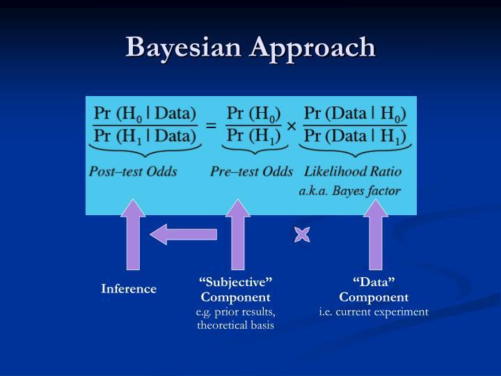 Bayesian Approach