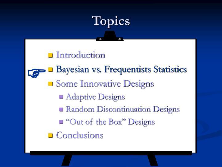 Topics