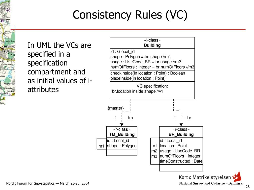Consistency Rules (VC)