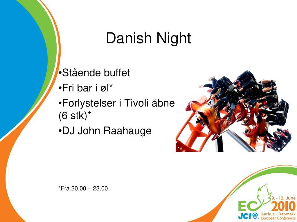 Danish Night