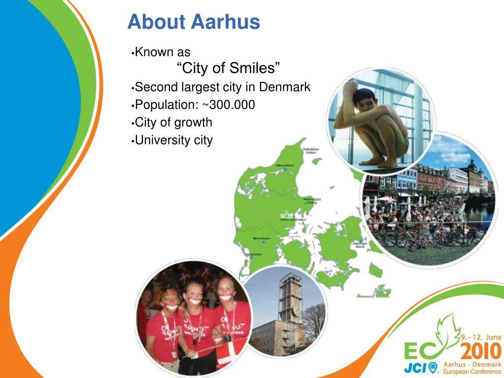 About Aarhus