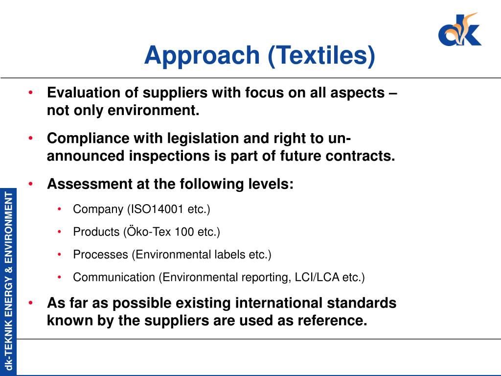 Approach (Textiles)