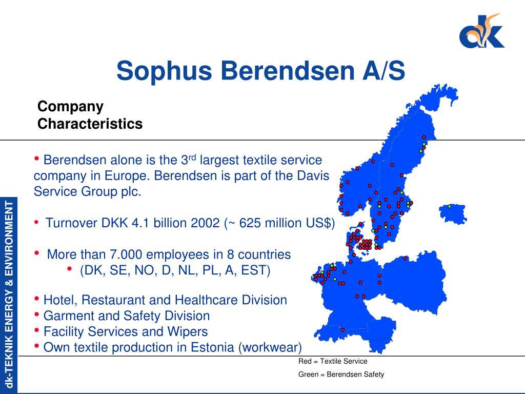 Sophus Berendsen A/S