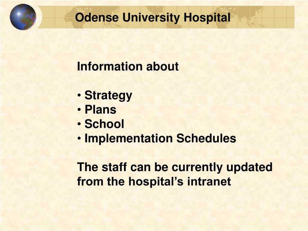 Odense University Hospital