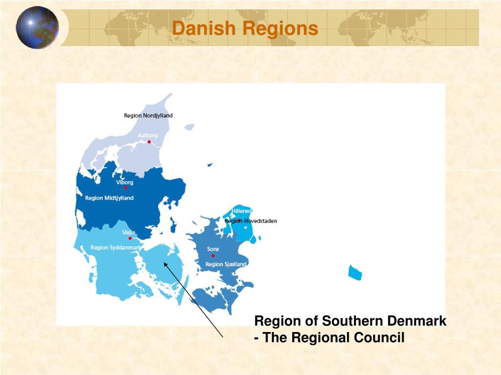 Danish Regions