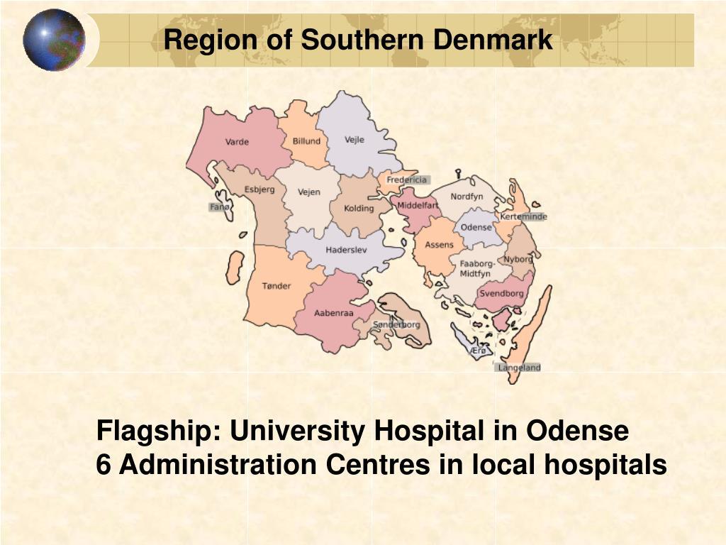 Region of Southern Denmark