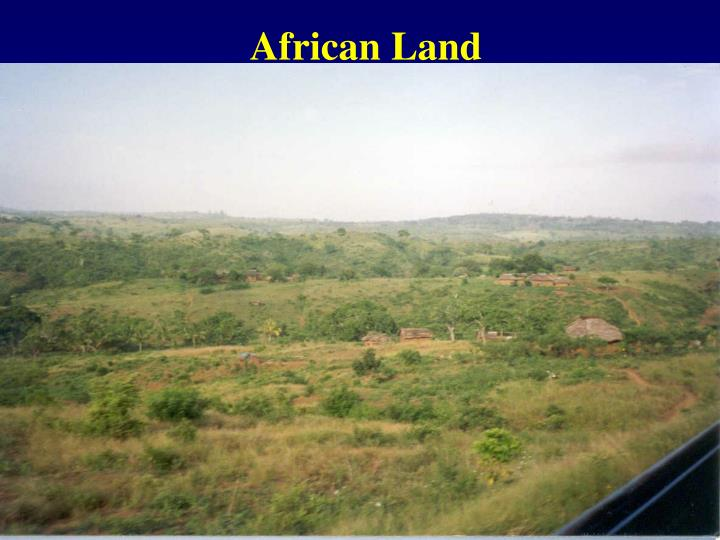 African Land