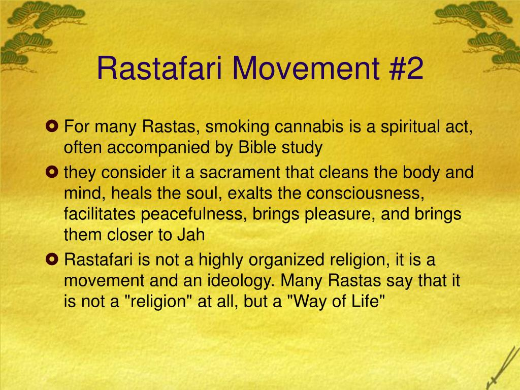 Rastafari Movement #2