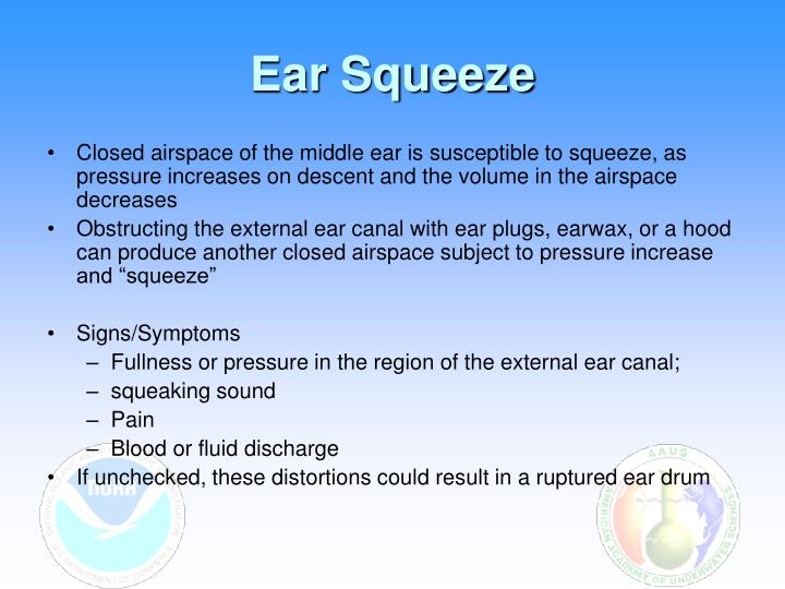 Ear Squeeze