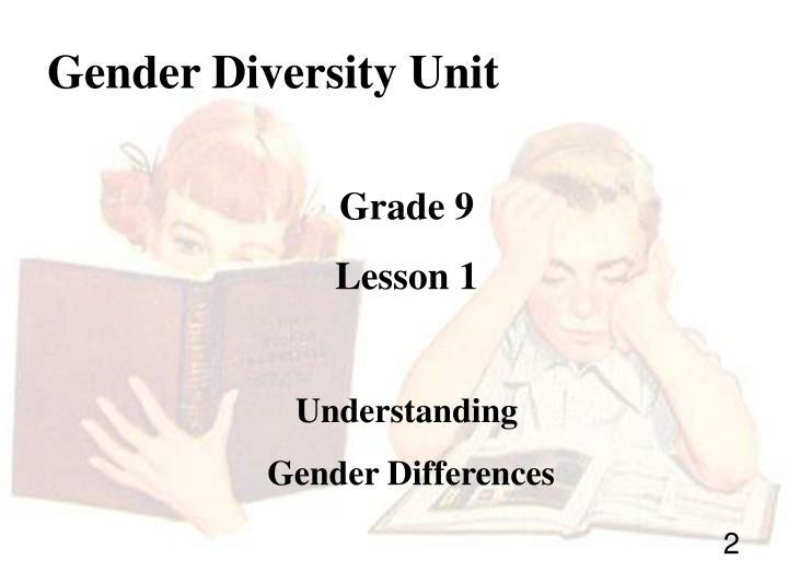 Gender Diversity Unit