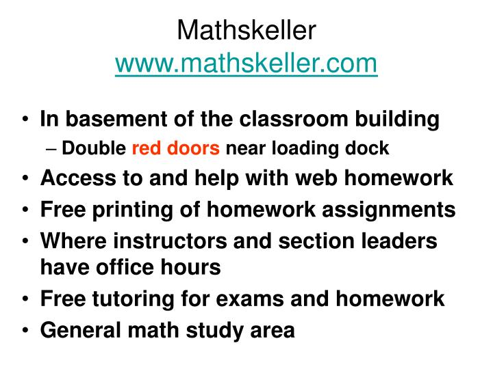 Mathskeller