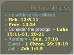 the role of father2