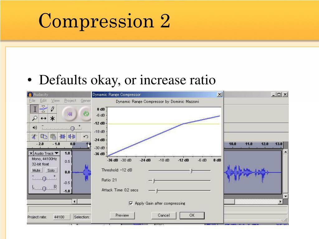 Compression 2